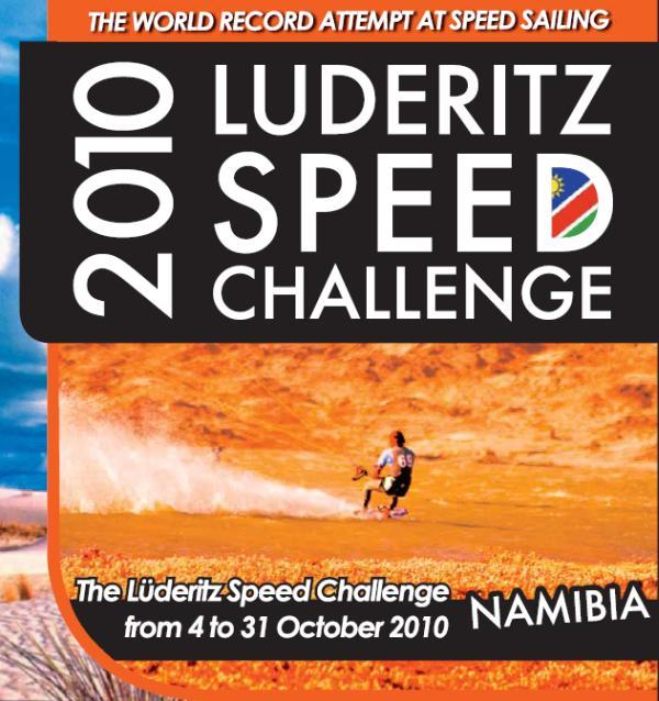 2010 Poster Luderitz speed Challenge