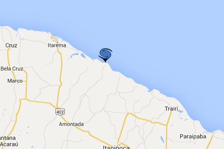 winduguru-map-icaraizinho